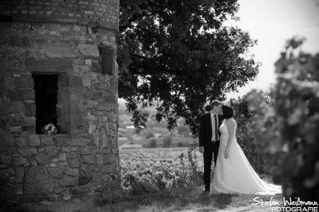 Hochzeitsshooting im Weinberg