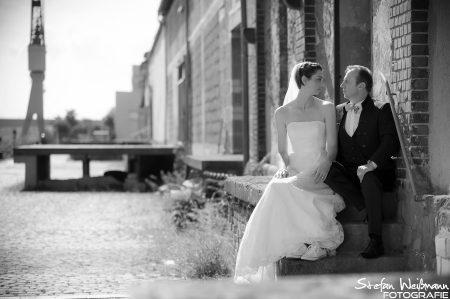 Industrie und Hochzeit