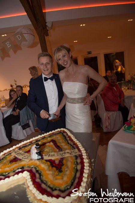 Hochzeitstorte Fotografie Dokumentation