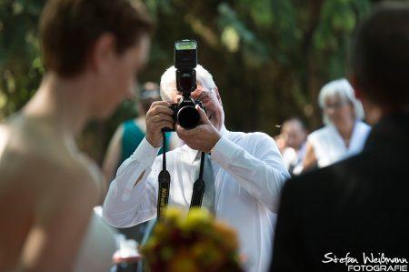 Fotografie Braut Hochzeit