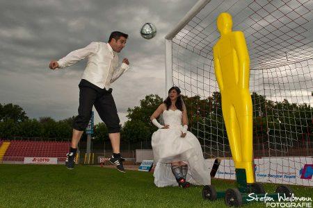 Hochzeit Fotografie einmal anders